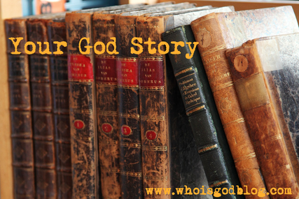 What's your God story? Christian testimonials are powerful!